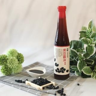 【YONGLIN SELECT 永齡選物】黑豆醬油_無糖(420ml)