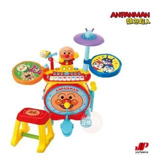 【ANPANMAN 麵包超人】開開心心來演奏!BIG電子鼓&鍵盤組
