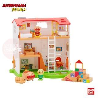 【ANPANMAN 麵包超人】麵包小鎮!盡情玩樂麵包工廠