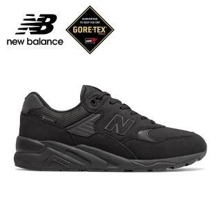 【NEW BALANCE】NB 復古休閒鞋_MTX580GA-D_男鞋/女鞋_黑色(GORETEX防水科技)