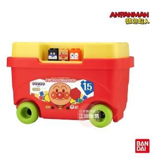 【ANPANMAN 麵包超人】我的第一個積木樂趣箱