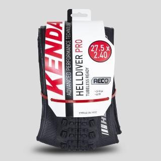 【KENDA 建大】地嶽快克Helldiver K1202 登山車胎27.5*2.4