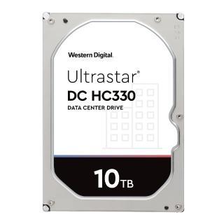 【Western Digital】Ultrastar HC330 10TB 3.5吋企業級硬碟