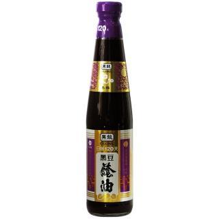 【黑龍】冬梅黑豆-油膏400ml