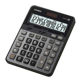 【CASIO 卡西歐】14位數雙電源頂級商用計算機(DS-3B)