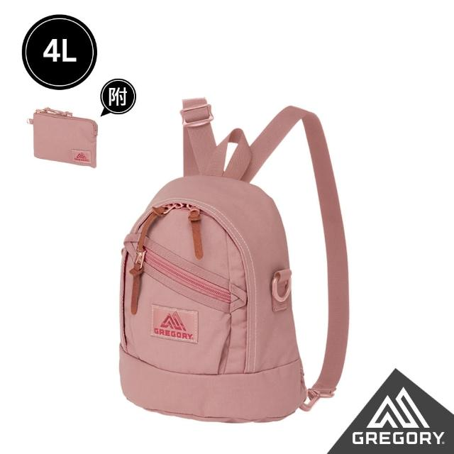 【Gregory】新品│4L LADYBIRD MINI BACKPACK兩用迷你後背包(玫瑰粉)