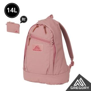 【Gregory】新品│14L LADYBIRD BACKPACK S後背包(玫瑰粉)