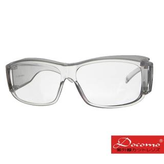 【Docomo】防疫專用  Docomo防風防飛沫護目鏡 可包覆近視眼鏡於內