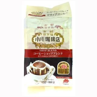 【Ogawa 京都小川咖啡】精選特調混合濾泡咖啡包80g