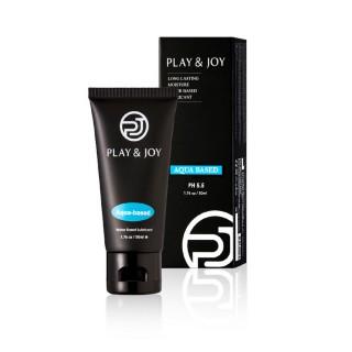【Play&Joy】狂潮play & joy親密潤滑液 水潤基本型潤滑液50g(情趣用品.潤滑液)
