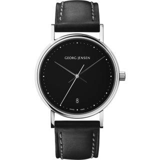 【Georg Jensen 喬治傑生】KOPPEL 石英女錶-32mm(3575701)