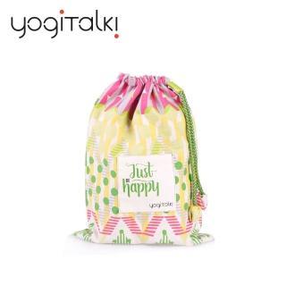 【yogiTalki】爵士.樂/綠樂曲 日本棉布 長方型收納袋
