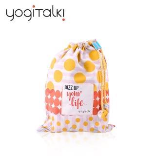 【yogiTalki】爵士.樂/紅樂曲 日本棉布 長方型收納袋