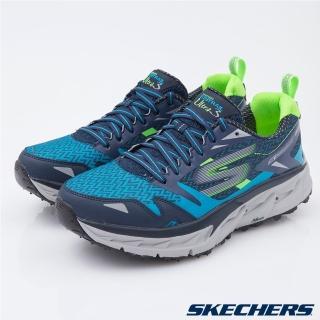 【SKECHERS】男 慢跑系列 GO Trail Ultra 3(54110BLGR)