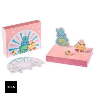 【HOLA】迪士尼系列 玩具總動員 造型香氛片擺飾