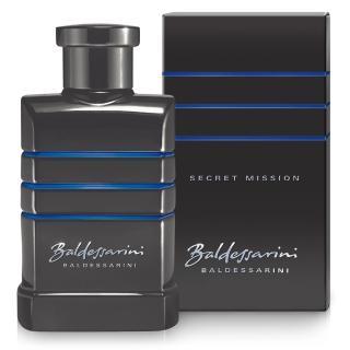 【Baldessarini 巴爾德賽里尼】秘密任務男性淡香水 50ml(平輸正品)