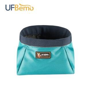 【UFBemo 優范寵物】單件裝可折疊(藍綠L碼-2.5L)