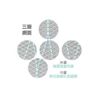 【勳風】分離充電式防觸電捕蚊拍電蚊拍 HF-D8088U(鋰電/快充/長效)