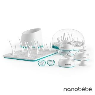 【nanobebe】新生兒豪華全配禮盒
