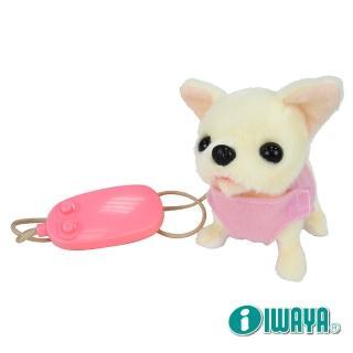 【日本IWAYA】線控系列-吉娃娃(暢銷電子寵物)