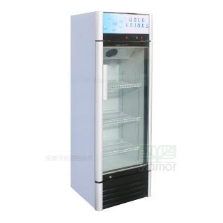 【WARRIOR 樺利】278公升直立式冷藏櫃 6尺3 SC-278G