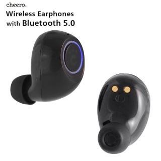 【cheero】藍牙5.0 真無線耳機