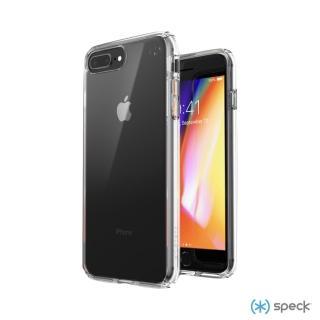 【Speck】iPhone 8/7 Plus Presidio Perfect-Clear 抗菌透明防摔殼(防摔保護殼)