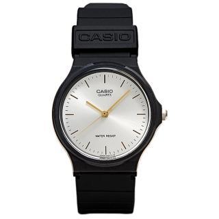 【CASIO 卡西歐】MQ-24 極簡時尚指針中性手錶
