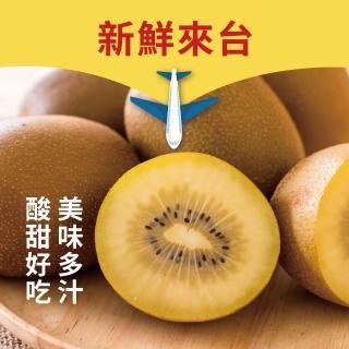 【水果達人】紐西蘭黃金奇異果30顆禮盒*1箱(黃金奇異果)(水果禮盒)/
