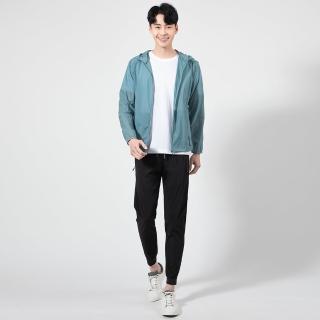 【JYI PIN 極品名店】休閒彈性抽繩運動褲_黑色(HS931-88)
