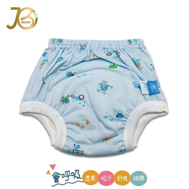 【MIT台灣製】嬰幼兒學步尿褲-動物款(學步尿褲