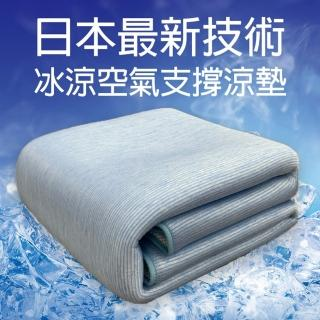 【名流寢飾】ROYAL DUCK.冰晶透氣水洗涼墊(加大雙人)