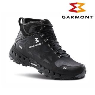 【GARMONT】男GTX中筒越野疾行建走鞋9.81 N.AIR.G. Surround 481039/213(防水透氣、米其林大底)
