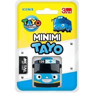 【TAYO】迷你合金小巴士 Tayo(熱門 卡通)