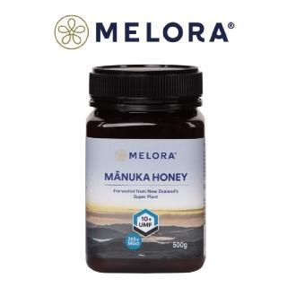 【紐西蘭Melora】麥蘆卡蜂蜜UMF10+ 500g(紐西蘭UMF協會認證)