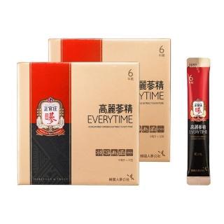 【正官庄】高麗蔘精EVERYTIME 30入X2盒組