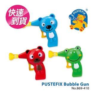 【德國 Pustefix】魔法泡泡動物槍-內含70ml補充液-869-410(顏色隨機出貨)