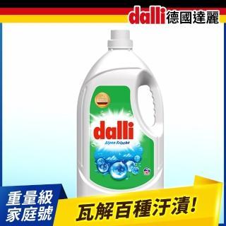 【Dalli】全效超濃縮洗衣精(4.95L/瓶)