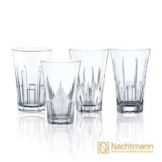 【Nachtmann】黃金年代調酒果汁4入(復古新品上市)/