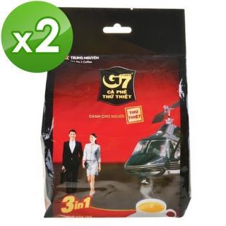 【G7】三合一即溶咖啡x2袋組(共100包)