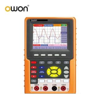 【OWON】手持式20MHz單通道數位示波器 HDS1021M-N(示波器)