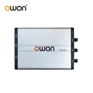【OWON】USB介面25MHZ雙通道示波器 VDS1022(示波器)