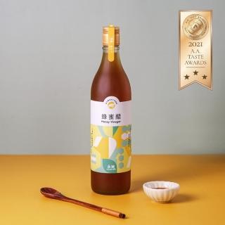 【永禎】蜂蜜醋600ml(健康果醋)