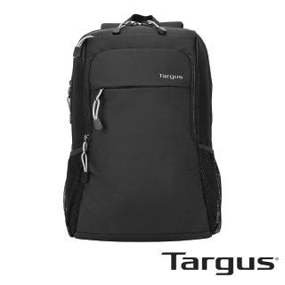【Targus】Intellect 15.6 吋進階版智能後背包(黑色)