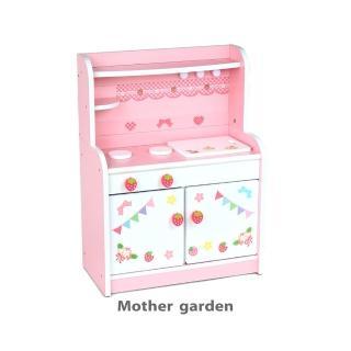 【Mother garden】廚具書桌二用組