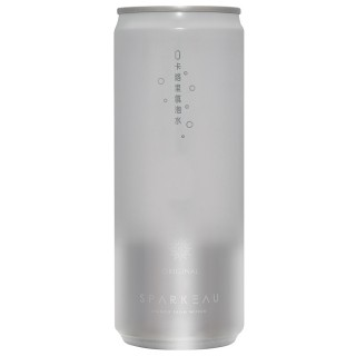 【SPARKEAU】思帕可氣泡水 330ml(24入/箱)
