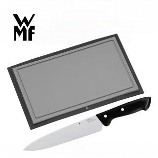 【德國WMF】Classic Line主廚刀34cm+Touch砧板32x20cm