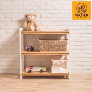 【Man & Kids 寵傢俬】小王子have fun玩具收納架(收納架/層架)