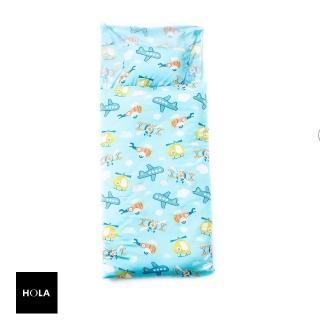 【HOLA】翱翔天際天絲防抗菌睡袋