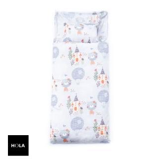 【HOLA】熊熊萬歲天絲防抗菌睡袋